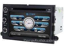 2005-09 Ford Mustang DVD GPS Navigation AV Receiver FM AM Radio USB SD Head Unit