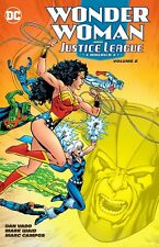 WONDER WOMAN AND JUSTICE LEAGUE AMERICA Vol 2 TPB 2017