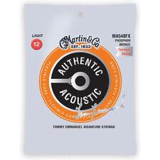 Martin MA540FX Tommy Emmanuel Flex Core Phosphor Bronze Acoustic Guitar Strings