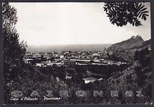 MESSINA CAPO D'ORLANDO 02 Cartolina FOTOGRAFICA viaggiata 1953 - ALTEROCCA TERNI