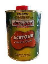 Septone Acetone 1 LITRE