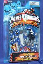 Power Rangers Dino Thunder Blue Quadro-Battlized Ranger New