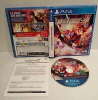 Samurai Warriors 4-II - Jeu PS4 - Pal français - Comme neuf - Complet