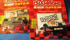 #29 Two Cars Cartoon Network - - -Racing Champions 1997 Edition -Two Cars