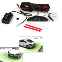 12 V Universal Electromagnetic Auto Reverse Reversing Car Parking Backup Sensor