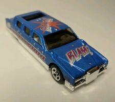 Hot Wheels Limozeen Biff! Bam! Boom! Series Cadillac Limo 1996 Loose - L69