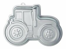 KitchenCraft Sweetly Does It Novelty Tractor Cake Tin, 28.5 x 20 x 5.5 cm 11 x
