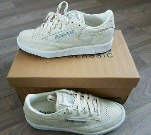 Reebok Classic Club C 85 Metals Damen Sneakers Gr:42,5