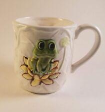 Vintage Sears and Roebuck Coffee Mug 1978 Frog and Lilypad Marks and Rosenfeld