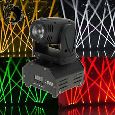 DMX512 10W RGBW Beam Spotlight Effect Stage  Moving Head Light Lamp Home Party