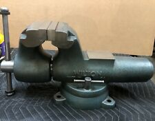 Wilton 600 Machinist Bullet Vise Nice 0417 Date Made In Usa 150 Lbs