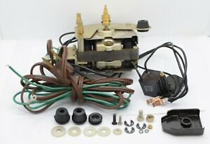 Garrard Series Type A Turntable Motor, Grommets and More, May Fit Other Models