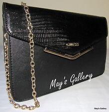 Guess Clutch Handbag Purse Cross body Tote Shoulder Hand Bag Wallet Wristlet NWT
