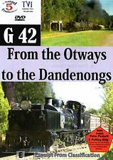 G42 - FROM THE OTWAYS TO THE DANDENONGS PETER PECKETT and PUFFING BILLY