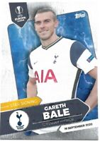 TOPPS ON DEMAND SUMMER SIGNINGS GARETH BALE STAR SIGNING
