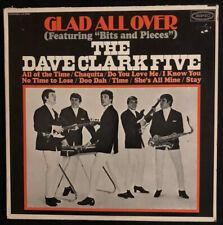 THE DAVE CLARK FIVE Glad All Over Album LP 1964 MONO 1st Press - EX+/NM- Vinyl