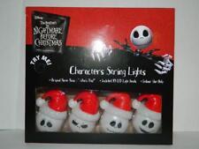 Nightmare Before Xmas Jack Skellington Musical LED Color Changing String Lights