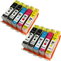 10x Ink Cartridges for HP 564 XL 564XL Photosmart 7510 7515 7520 7525 6510 6520
