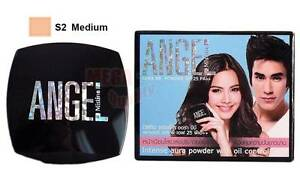 Mistine ANGEL Aura BB Powder SPF 25 PA++ with Oil Control #S2 Medium Skin