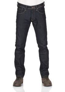 Pepe Jeans Homme Cash - Ajustement Régulier - Bleu - Rinser Denim