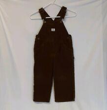 Toddler Boys/' Chino Shorts Genuine Kids Brown OshKosh 12M-5T #t48