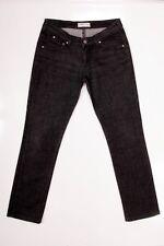 "Lee ""Norma"" Black Slim fit Denim Stretch Jeans Flared Faded W29 L28 uk12 NICE"