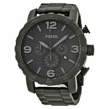 Brand New Fossil Nate Chronograph JR1401 Wrist Watch for Men
