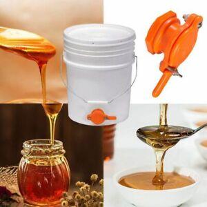 Bee Honey Tap Gate Valve Beekeeping Extractor Bottling Tool Beekeeper Equipment