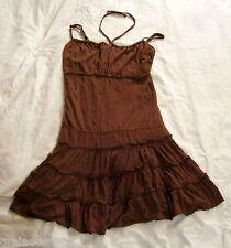 Minikleid,Blend she,Gr. S,braun,Mischgewebe:65% Polyester,35% Baumwolle