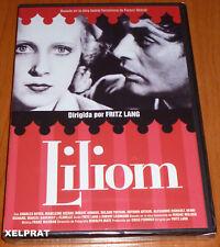 LILIOM Fritz Lang 1934 - FRANÇAIS - Subt. Español -DVD R2- Precintada