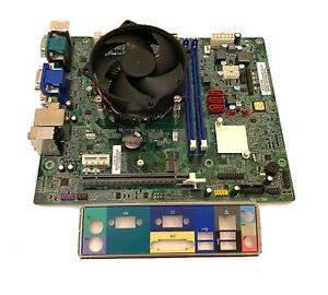 Acer H11H4-AD  X2640G Intel Socket LGA 1151 DDR4 Motherboard + I3 6100 Cpu