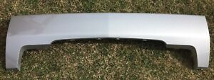 22858370 GM1015113 Bumper Cover Avalanche Chevy Z71 Chevrolet Tahoe Silver OEM