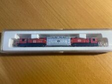 More details for marklin z  8620  transformer wagon , repainted in db red