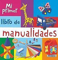 Mi primer libro de manualidades. NUEVO. Nacional URGENTE/Internac. económico. LI