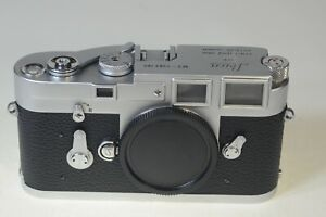 Leica M3 SS body, exc working and exc- - cosmetic condition