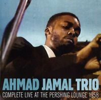 Ahmad Jamal, Ahmad J - Complete Live at the Pershing Lounge 1958 [New CD]