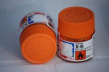 Tamiya Peinture Pot 10ml X6 Orange