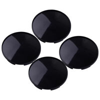 4pcs 68 x 61.5mm No Logo ABS Plastic Car Wheel Center Hub Caps Covers Set