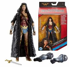 Dc Comics Multiverse Wonder Woman Cape Battle Outfit Action Figure