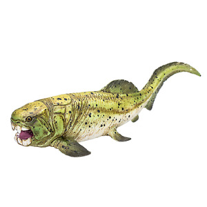 Mojo DUNKLEOSTEUS DINOSAUR model figure toy Jurassic prehistoric figurine gift