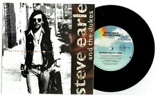 """STEVE EARLE - PROMISE YOU ANYTHING - 7"""" 45 VINYL RECORD w PICT SLV - 1990"""