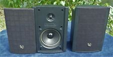 INFINITY MINUETTE SPEAKER PAIR 2-WAY REARS IN SS OR STEREO WITH YOUR SUBWOOFER