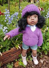 Götz Puppe Hannah Afro Gotz Hannah
