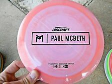 Rare Discraft Proto Esp Kong Paul Mcbeth Disc Golf Driver Prototype Pnkppog 171G
