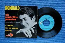 ROMUALD / EP DISC AZ EP 949 / BIEM 1963 ( F )
