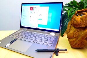 Lenovo Yoga c740 2-IN-1 i7-QUAD 16GB 2TB-SSD Fhd-Touch Groupes Garantie