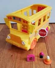 MINI LALALOOPSY SCHOOL BUS WITH 3 ACCESSORIES