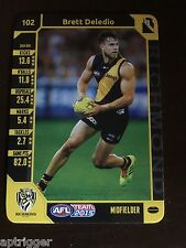 2015 Teamcoach (102) Brett DELEDIO Richmond