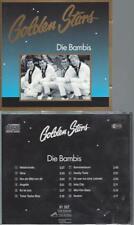 CD-- GOLDEN STARS DIE BAMBIS