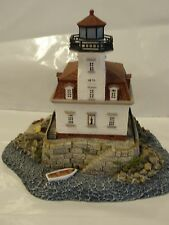 Harbour Lights Esopus Meadows Ny New York Lighthouse #231 231 1999 1374/10,000